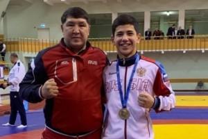 Астраханец Вугар Мамедов стал чемпионом Европы по самбо