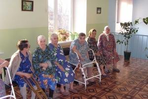 Никольское дом престарелых готовые проекты частных домов москва