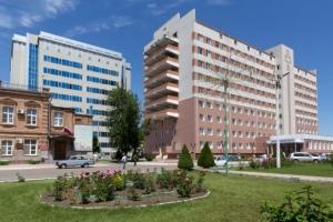 140 лет на страже здоровья. Александро-Мариинская больница отмечает юбилей