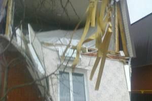 Мужчина, пострадавший при взрыве газа в жилом доме в Астрахани, в тяжелом состоянии
