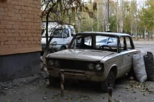 С улиц увозят машины. Администрация Астрахани просит автовладельцев убрать свои авто