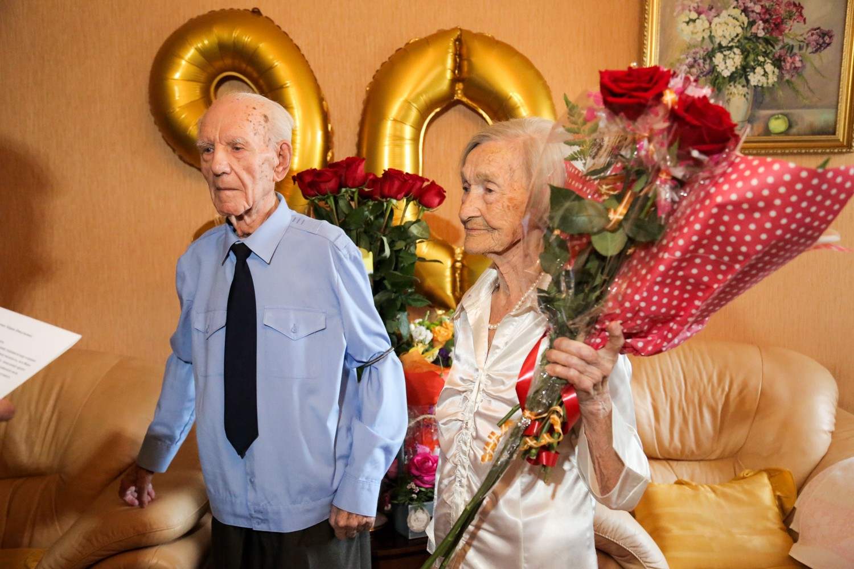 Поздравления ветеранам 90 лет