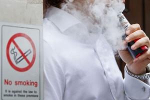 Курение вейпов с никотином увеличивает риск возникновения рака ротовой полости