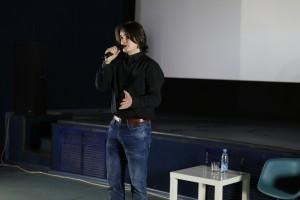 В Астрахани пройдёт творческая встреча с выпускником ВГИКа Алексеем Беззубиковым